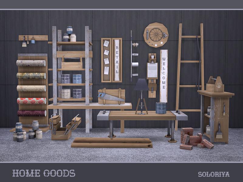 Soloriya S Home Goods