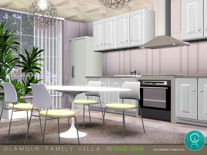 Pralinesims U0026 39  Glamour Family Villa 10