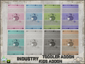 Industry Toddler And Kids Rug