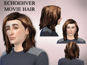 Sims 4 Male Hairstyles Long Hair