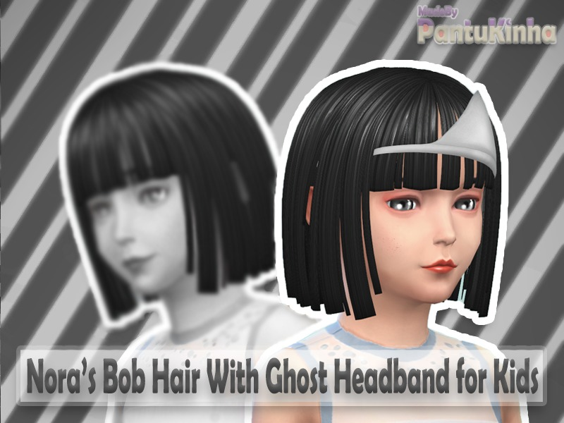 Sims Hairstyles Anime - Anime bob hairstyle