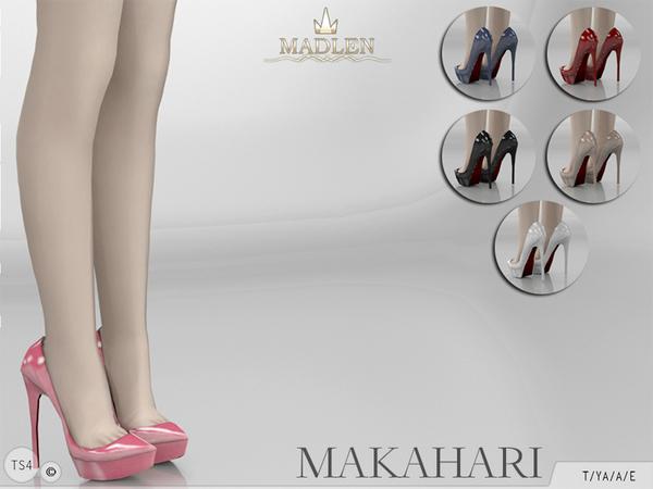 Madlen Makahari Shoes