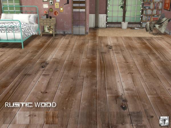 Torque Rustic Wood Floors
