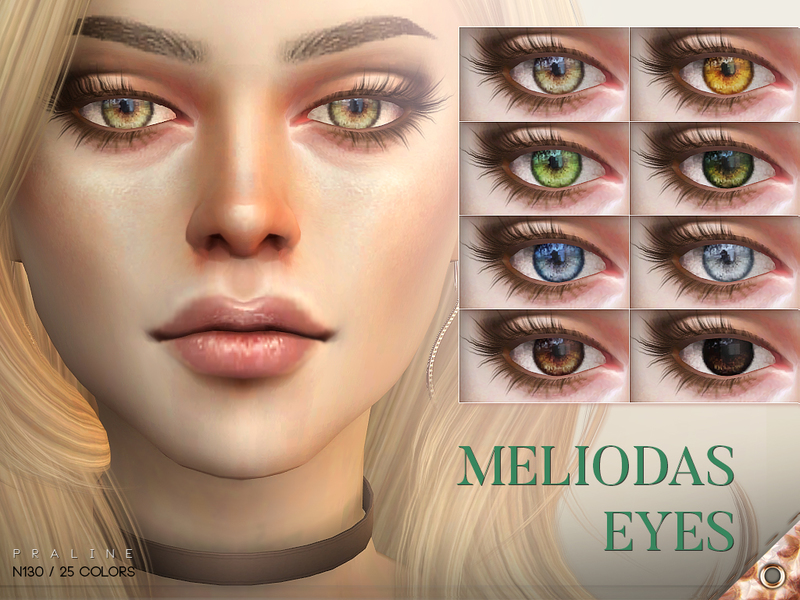 Pralinesims' Meliodas Eyes N130
