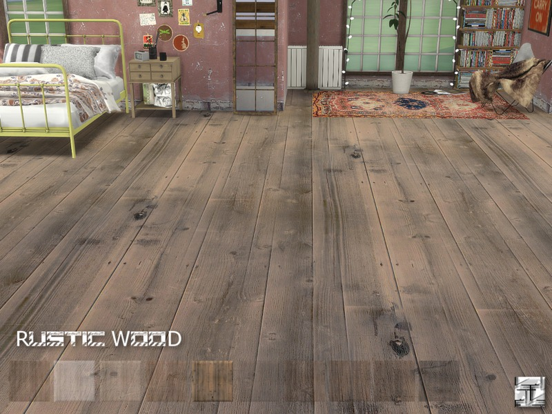 Torques Rustic Wood Floors