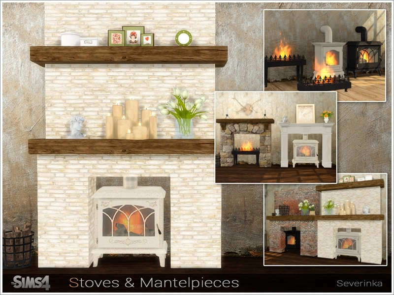 Severinka S Stoves And Mantelpieces