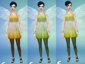Tinkerbell Winter Fairy Costume & CI-Jess-Abbott_Fairy-Princess