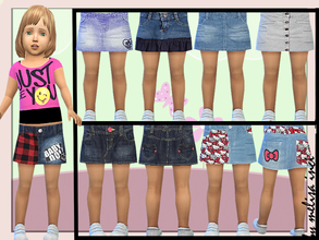 Sims 4 Toddler Female