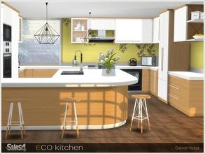Sims 4 kitchen sets for Kitchen ideas sims 4
