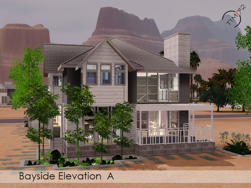 Constrain Floor Elevation The Sims 3 : Timi s bayside elevation a