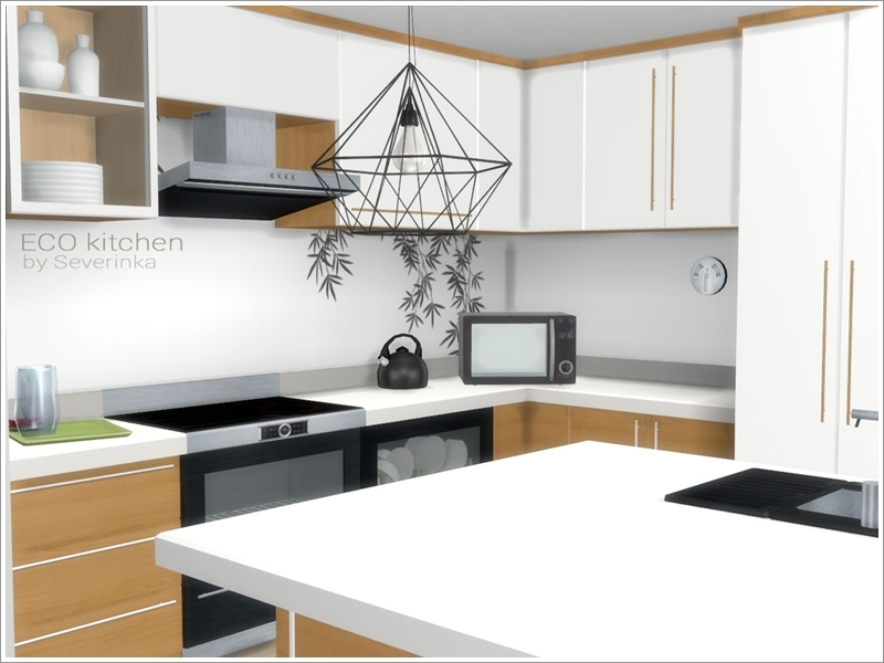 Eco Kitchen: Severinka_'s ECO Kitchen