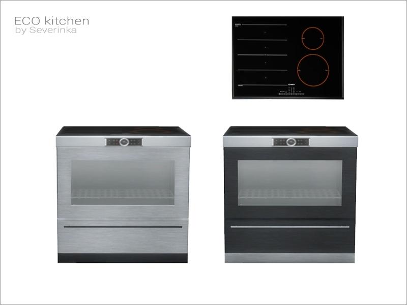 Kitchen Appliances Sims
