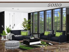 High Quality Soho Living Room