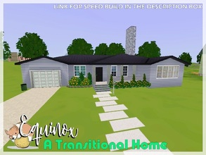 Free Sims 3 Residential Lots - 'base game'