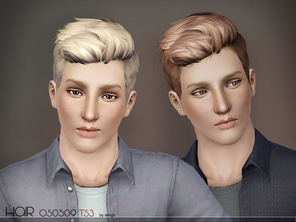 Hair Photos Boy Download: Wingssims' WINGS-OS0509-M