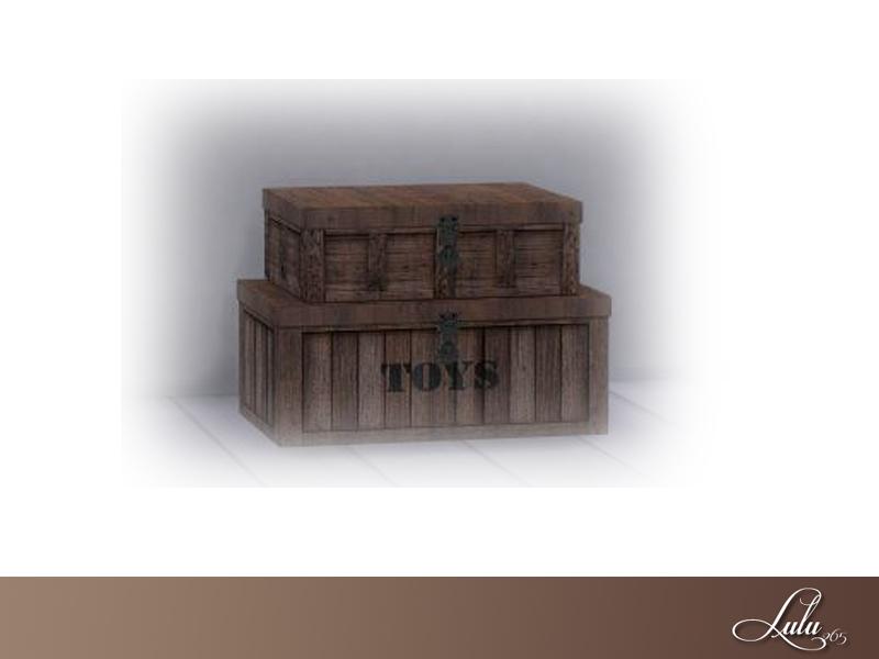 Lulu265\'s Austin Bedroom Storage Boxes