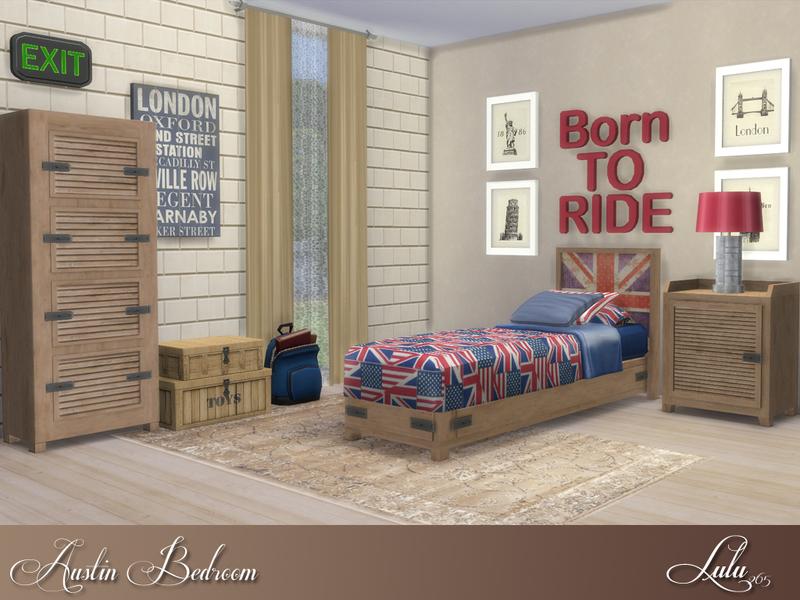 . Lulu265 s Austin Bedroom
