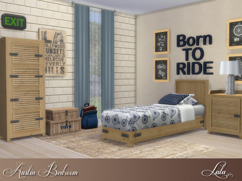 Austin Bedroom. Lulu265 s Austin Bedroom