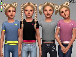 S4 Kids Like Nike Tees