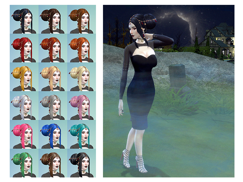 sims 4 vampire expansion