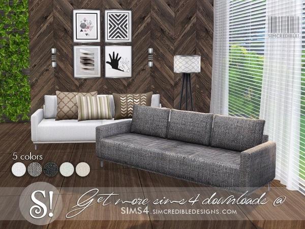Simcredible S Solatium Sofa