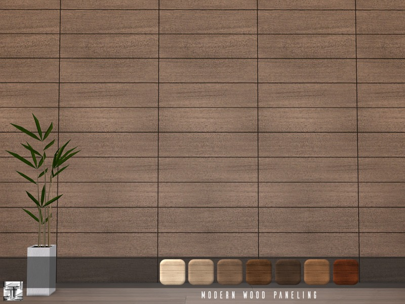 Torque 39 s modern wood paneling - Wood paneling ideas modern ...