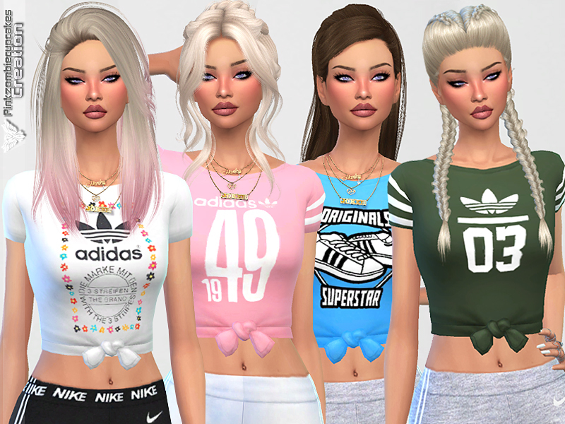 sporty tees