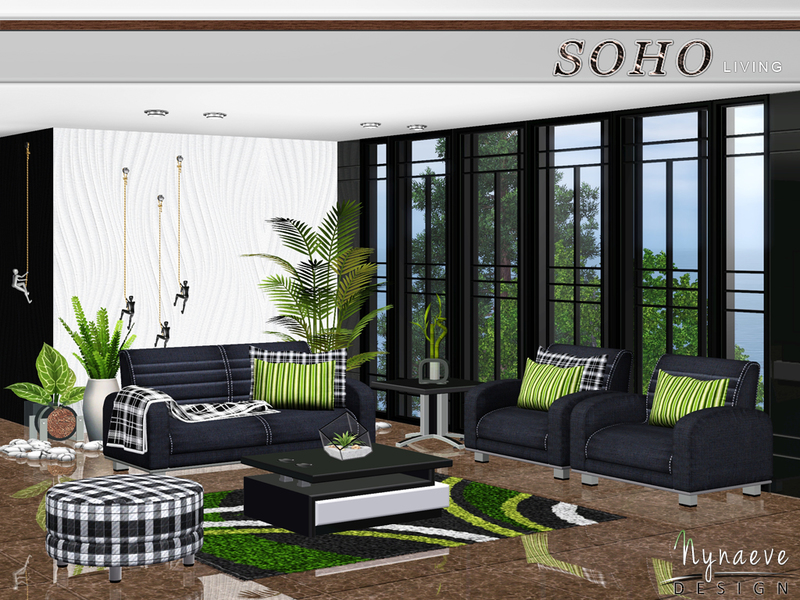 Soho living room