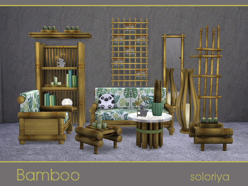 Soloriya S Bamboo