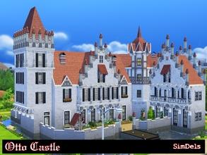 Sims 4 Lots - 'castle'