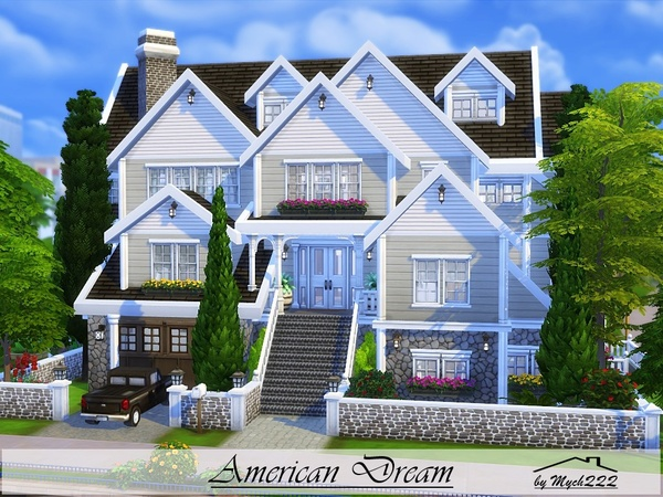 Mychqqq 39 s american dream for American family homes