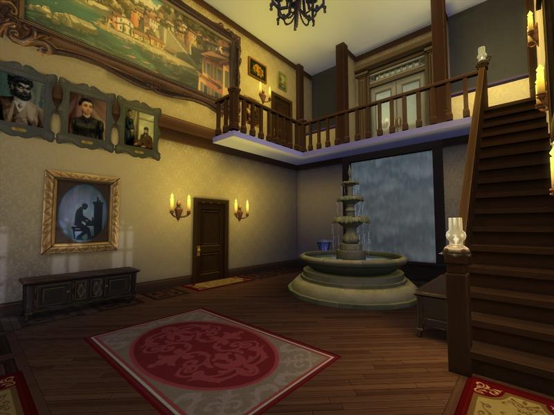 Kasumi Sasori S Gloomy Manor From Luigi S Mansion 2