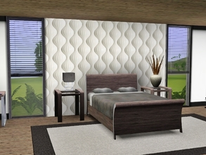 Sims 3 — Geometric 3V by Prickly_Hedgehog — Geometric patterns to decorate your sims walls or whatever you feel like