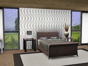 Sims 3 — Geometric 4V by Prickly_Hedgehog — Geometric patterns to decorate your sims walls or whatever you feel like