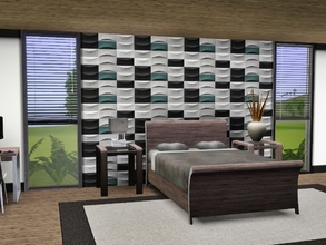 Sims 3 — Geometric 5H by Prickly_Hedgehog — Geometric patterns to decorate your sims walls or whatever you feel like