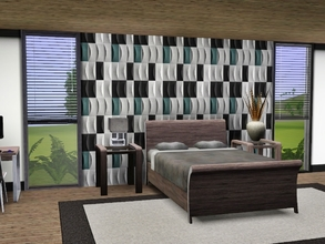 Sims 3 — Geometric 5V by Prickly_Hedgehog — Geometric patterns to decorate your sims walls or whatever you feel like