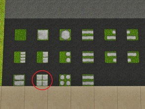 Sims 3 —  Grass Four Tiles by Prickly_Hedgehog — Luscious grass with four tiles