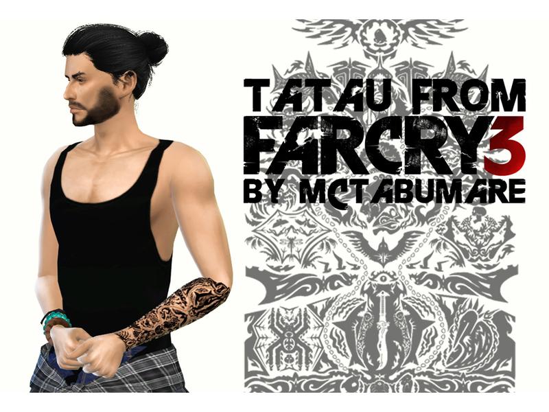 far cry 3 tattoo