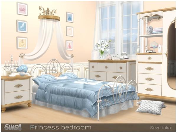 Severinka S Princess Bedroom