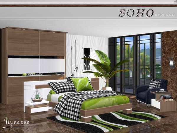 Soho Living Room Sims Resource