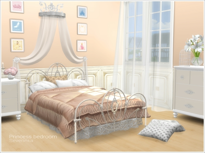 Severinka_'s Princess Bedroom