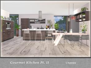 Gourmet Kitchen Pt II