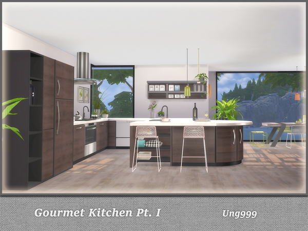 Ung999 S Black White Living: Ung999's Gourmet Kitchen Pt. I
