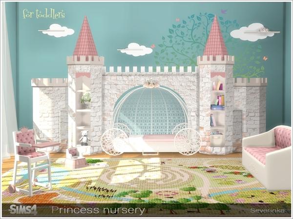 Quarto : Princess Nursery