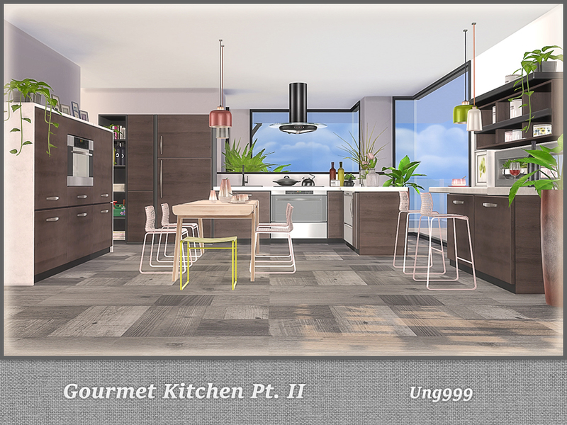 Ung999'S Gourmet Kitchen Pt. Ii