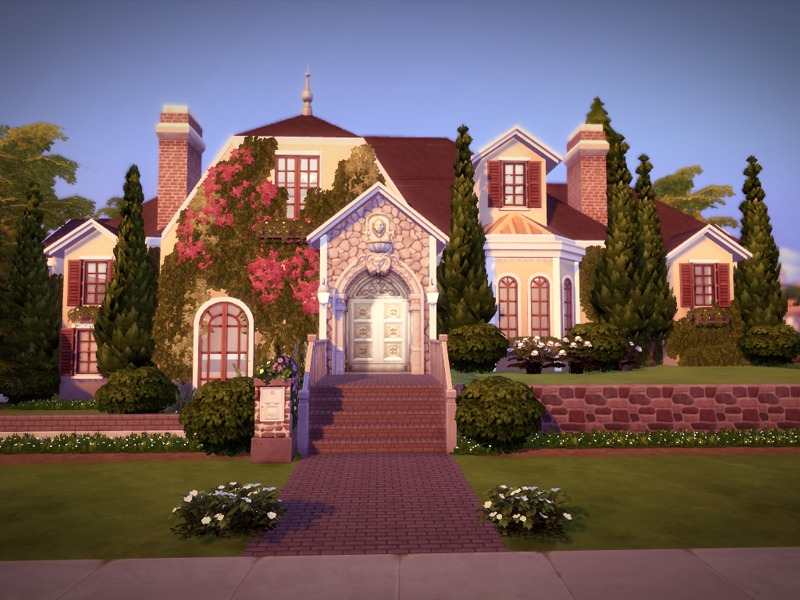 the sims 4 download mansion