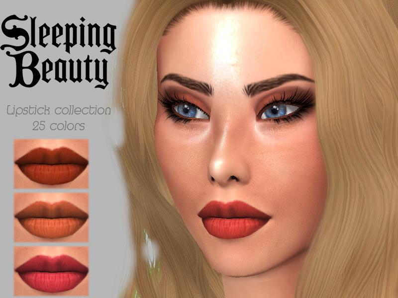 Sharareh Sleeping Beauty Lipstick