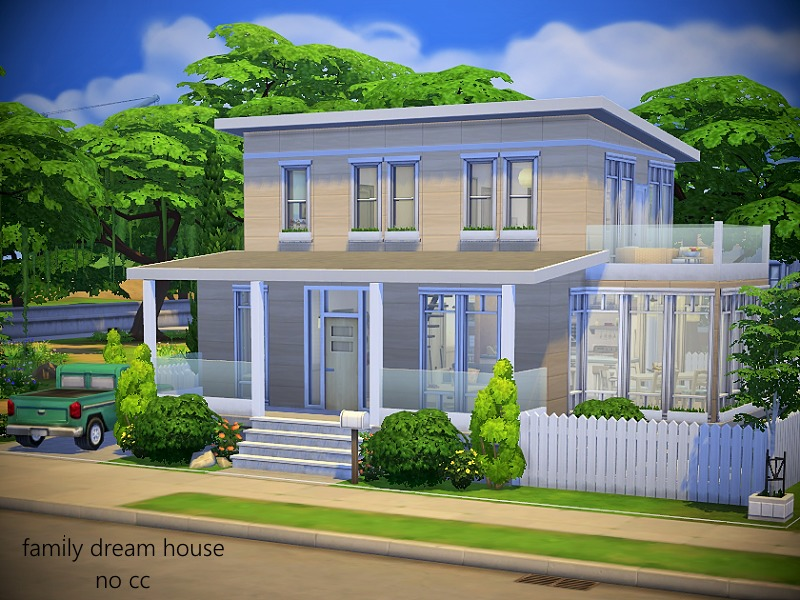 Flubs♥'s Family Dream House/ NOCC