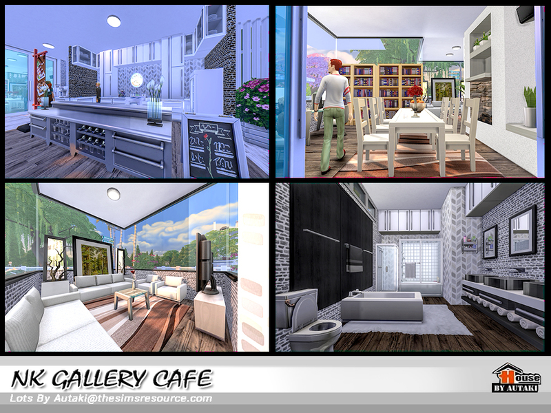 NK GALLERY CAFE