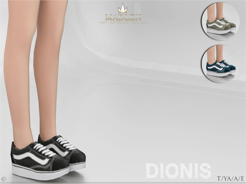 Sims  Flats Shoes